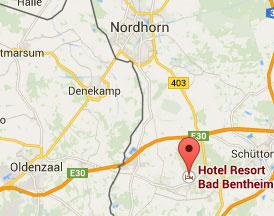 Hotels In Bad Bentheim Und Umgebung