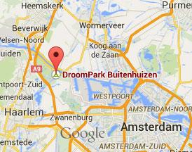 DroomPark Buitenhuizen, Vakantiepark in Velsen-Zuid - Foto ... Golfbaan Spaarnwoude